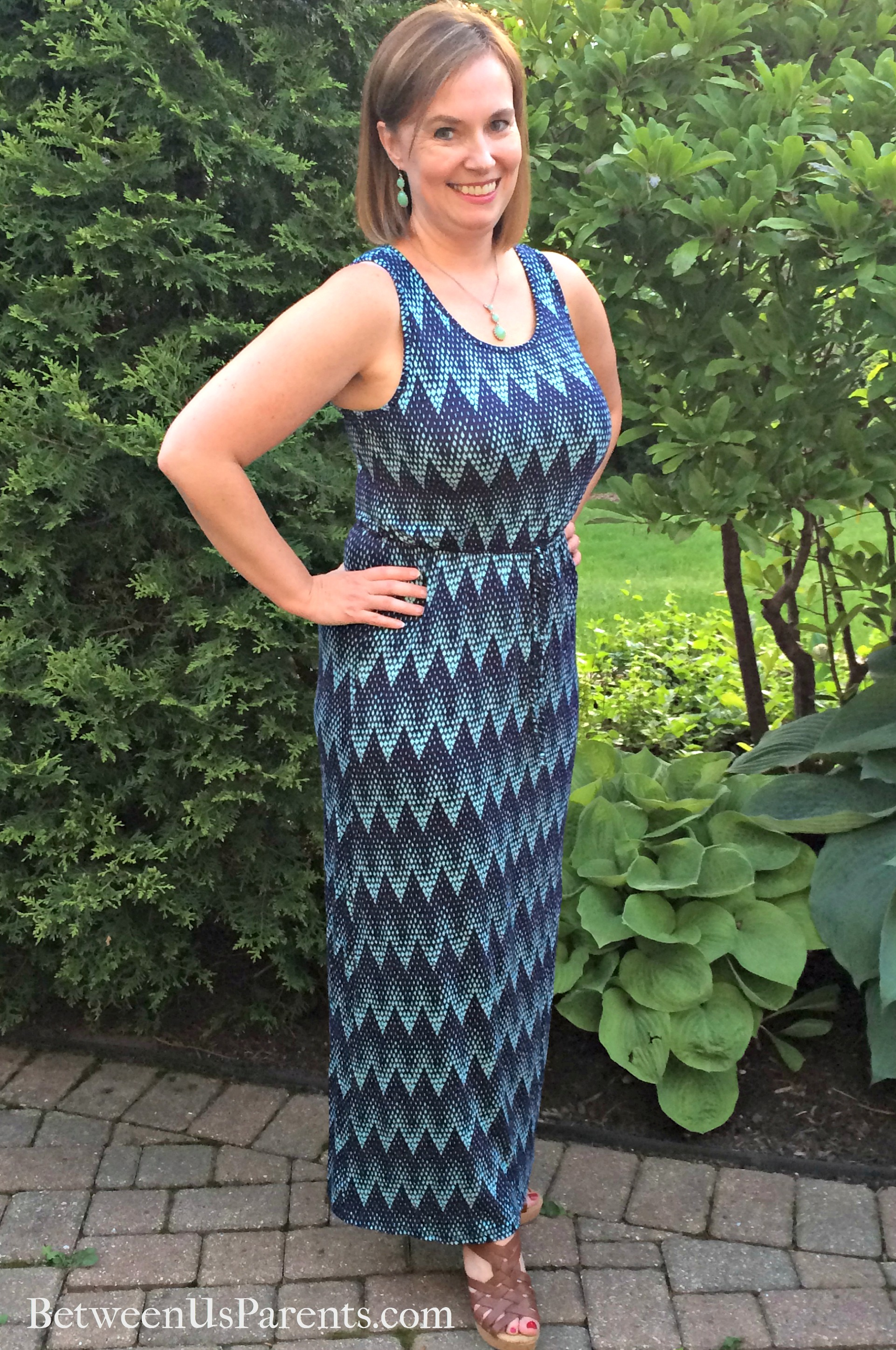 Knitting Pattern For Maxi Dress : Papermoon Waters Knit Maxi Dress - Between Us Parents